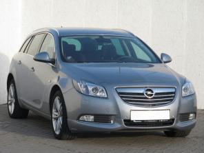 Opel Insignia 2011 Combi szary 10