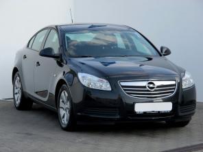 Opel Insignia 2009 Hatchback czarny 10