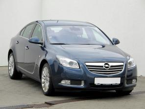 Opel Insignia 2010 Hatchback srebrny 7