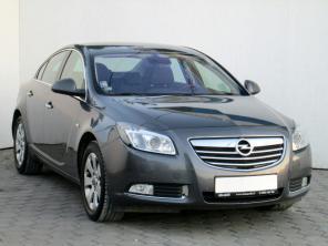 Opel Insignia 2012 Sedan šedá 8