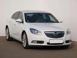 Opel Insignia 2012 Sedan/Saloon fekete 10