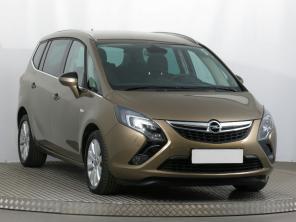 Opel Zafira Tourer 2013 MPV ezüst 7
