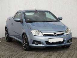 Opel Tigra 2005 Cabrio modrá 7