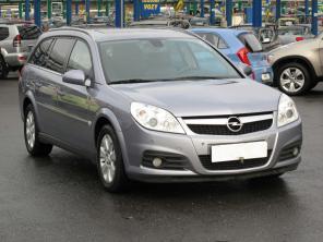 Opel Vectra 2008 Combi šedá 10
