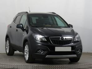 Opel Mokka 2013 SUV šedá 6