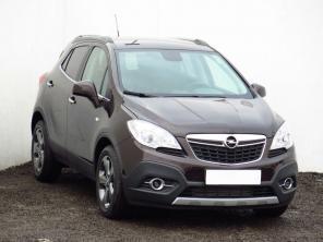 Opel Mokka 2016 SUV černá 10