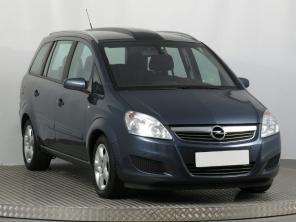 Opel Zafira 2011 MPV szürke 10