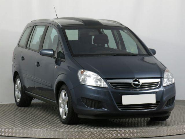 Opel Zafira  (2011, 1.7 CDTI)