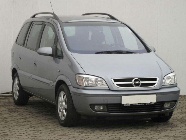 Opel Zafira  (1999, 1.8 16V)