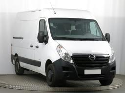 Opel Movano 2012 Van bílá 3