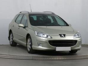 Peugeot 407 2006 Combi zelená 6