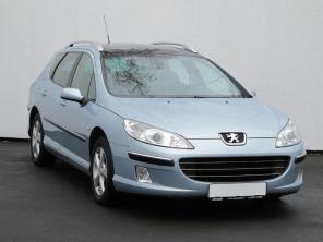Peugeot 407 2009 Kombi arany 3