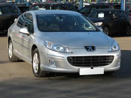Peugeot 407 2004 Sedan/Saloon ezüst 1