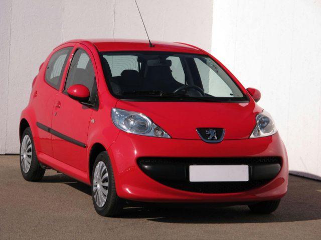 Peugeot 107  (2007, 1.0)