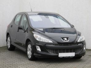 Peugeot 308 2009 Hatchback fekete 6