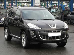 Peugeot 4007 2009 SUV čierna 4