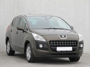 Peugeot 3008 2013 Rodinné vozy hnědá 9