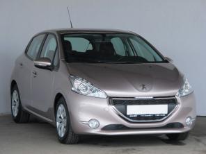 Peugeot 208 2013 Hatchback szary 1