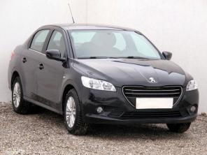 Peugeot 301 2014 Sedan černá 8
