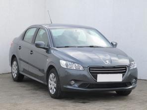 Peugeot 301 2016 Sedan šedá 8