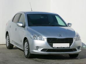 Peugeot 301 2014 Sedan stříbrná 5