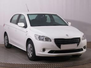 Peugeot 301 2015 Sedan bílá 4