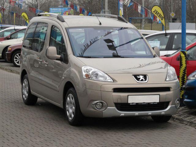 Peugeot Partner  (2011, 1.6 HDI)