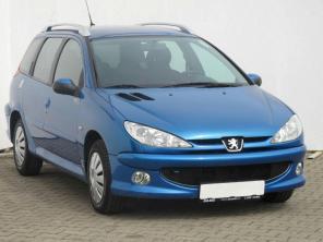 Peugeot 206 2003 Kombi kék 4