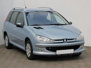 Peugeot 206 2004 Kombi szürke 4