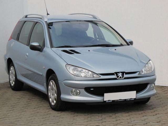 Peugeot 206 Combi (2004, 1.4 16V)