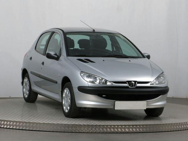 Peugeot 206  (2005, 1.4 HDI)