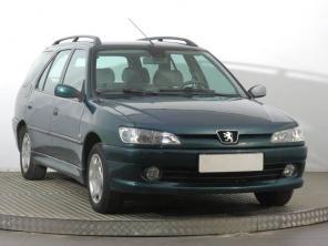 Peugeot 306 1997 Combi stříbrná 5
