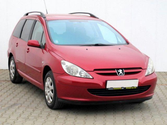 Peugeot 307 Combi (2003, 1.6 16V)