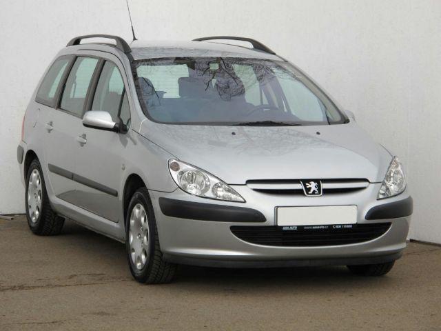 Peugeot 307 Combi (2005, 1.6 16V)