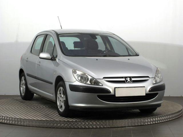 Peugeot 307  (2005, 1.6 HDI)