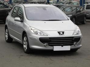 Peugeot 307 2006 Hatchback ezüst 8