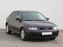 Audi A3 2003 Hatchback šedá 8