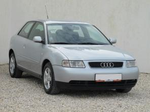 Audi A3 2003 Hatchback srebrny 6