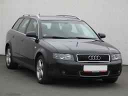 Audi A4 2004 Combi čierna 10