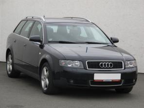 Audi A4 2003 Combi čierna 2