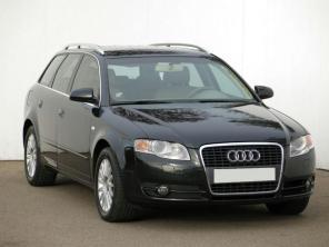 Audi A4 2008 Combi čierna 7