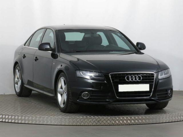 Audi A4  (2009, 1.8 TSI)