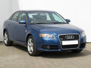 Audi A4 2007 Sedan/Saloon kék 10