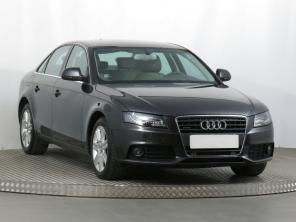 Audi A4 2010 Sedan szary 4