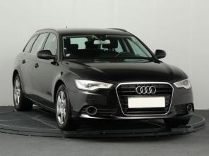 Audi A6 2012 Kombi fekete 7