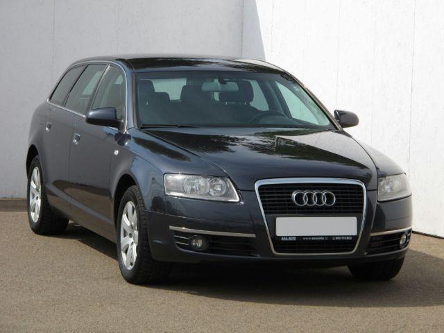 Audi A6 Combi (2005, 3.0 TDI)