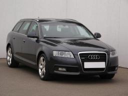 Audi A6 2009 Combi čierna 10