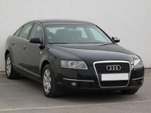 Audi A6 2005 Sedan czarny 4