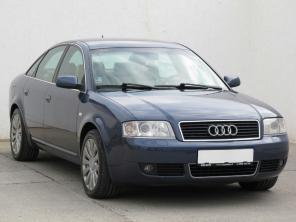 Audi A6 2004 Sedan niebieski 5