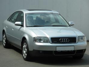 Audi A6 2004 Sedan czarny 4